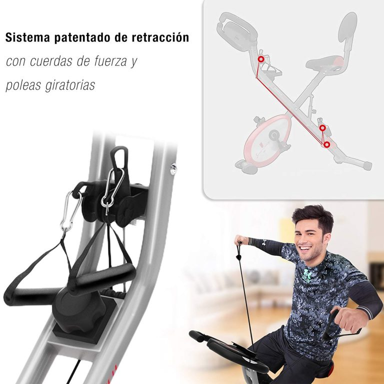 SPORTSTECH PLEGABLE F-BIKE x100 1