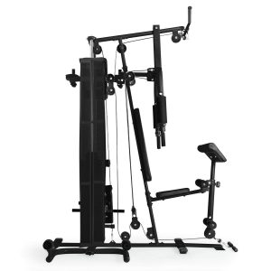 vista-frontal-maquina-klarfit-Ultimate-gym-500-color-negro
