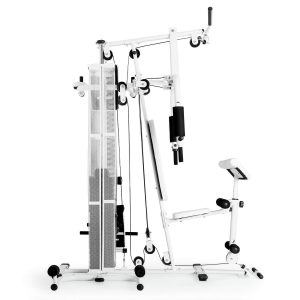 vista-perfil-2-maquina-klarfit-Ultimate-gym-500-color-blanco