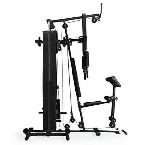 vista-perfil-2-maquina-klarfit-Ultimate-gym-500-color-negro