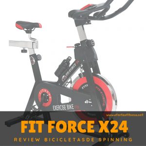 FIT FORCE X24 review y opiniones