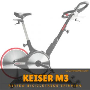 keiser m3 review y opiniones