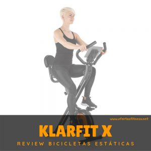 klarfit x review y opiniones