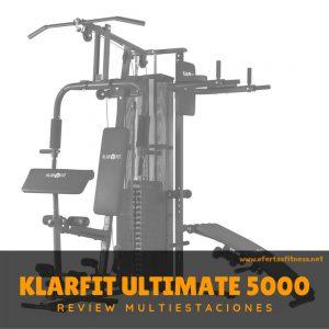 review y opiniones klarfit ultimate 5000