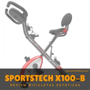 review y opiniones sportstech x100-b