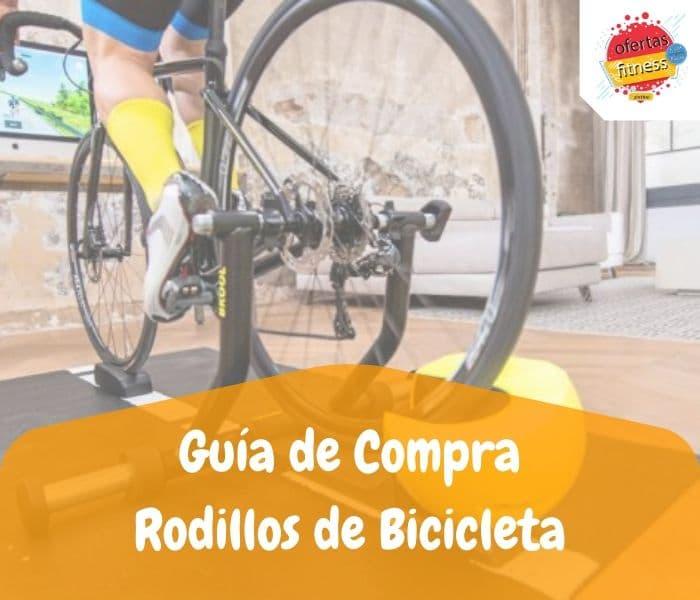 Comparativa de los mejores rodillos de bicicleta