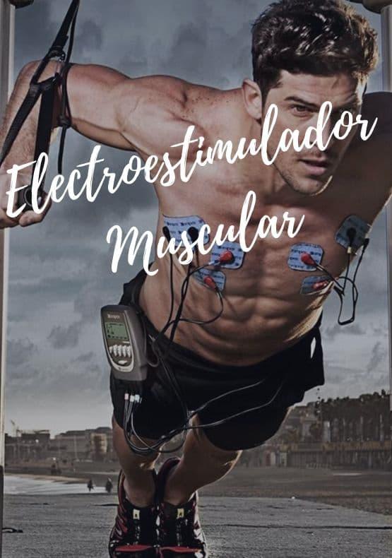 Electroestimulador muscular