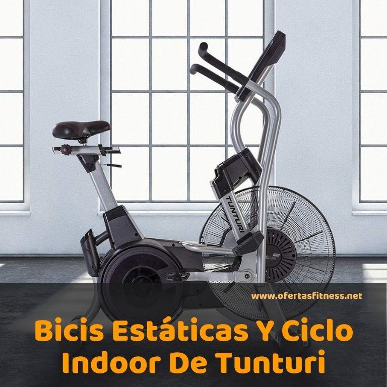 Bicis Estáticas Y Ciclo Indoor De Tunturi