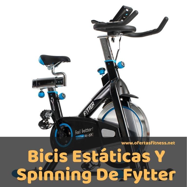 Bicis Estáticas Y Spinning De Fytter
