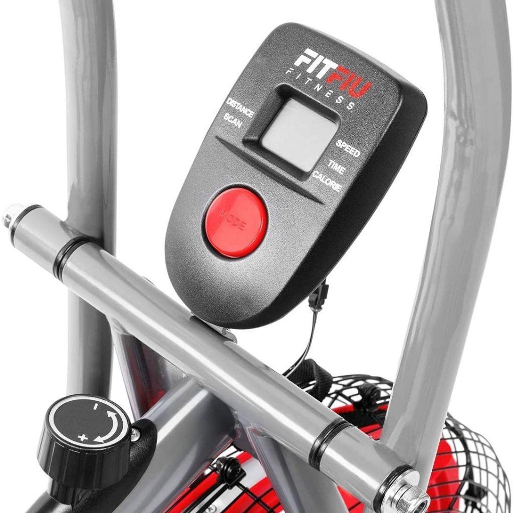 Fitfiu Beli-120 y Fitfiu Beli-150: las bicicletas elípticas con resistencia 5