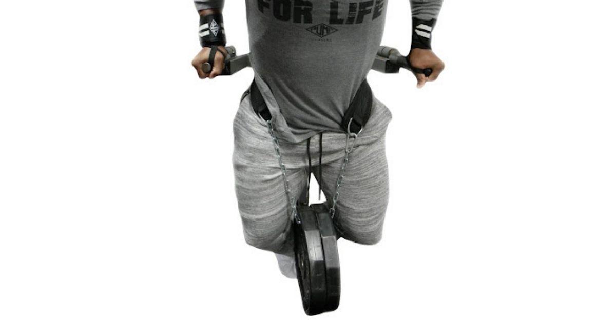cómo usar cinturón de lastre