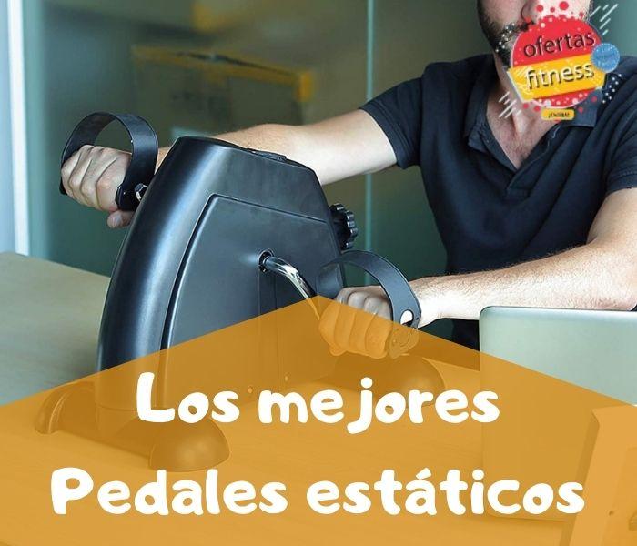 pedales estáticos
