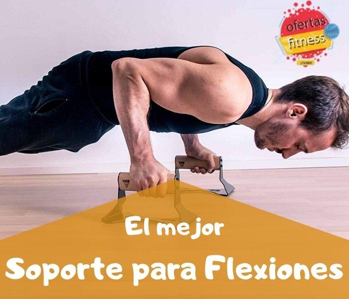 soporte para flexiones